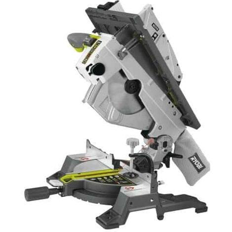 Scie combinée table et onglet électrique RYOBI 1800W 254mm RTMS1800-G