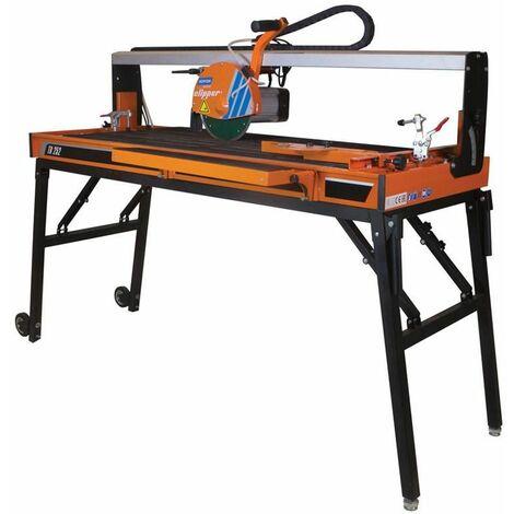Scie de carrelage sur table NORTON Diam. 250 mm 1500 W TR 252 1200 mm -70184694289 - -
