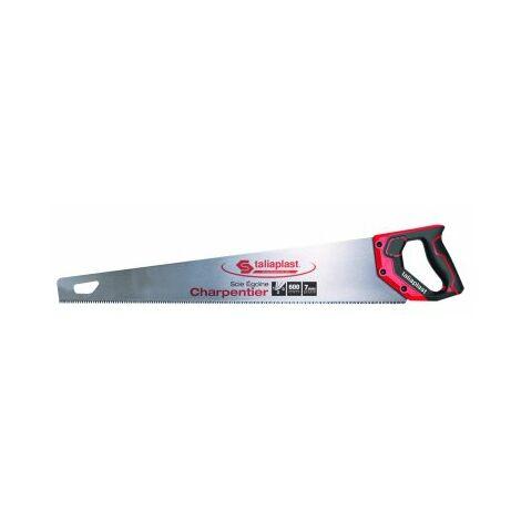Scie de coffreur et charpentier 600 mm TALIAPLAST