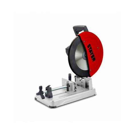 Scie électrique à disque Widia pour métal 2200W Stayer