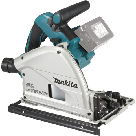 Scie plongeante 18V Li-Ion Ø165 mm Bluetooth MAKITA - DSP601ZU