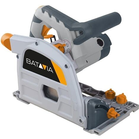Scie plongeante Batavia - 1400W - 165 x 20mm 7062938