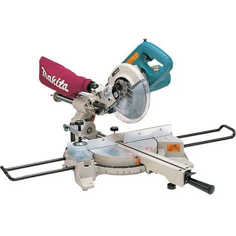 Scie radiale laser MAKITA Ø190 mm - LS0714FLN