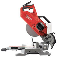 Scie radiale MILWAUKEE M18 SMS216-0 - sans batterie ni chargeur 4933471057