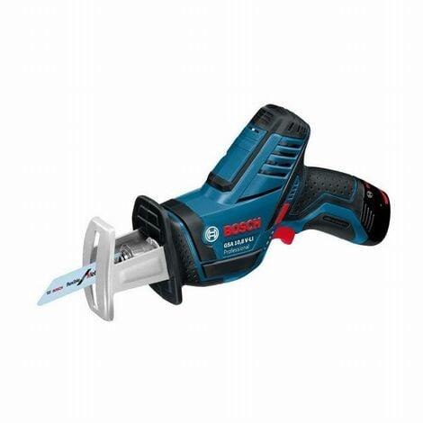 Scie sabre BOSCH GSA 12V-14 - Sans chargeur ni batterie - 060164l905