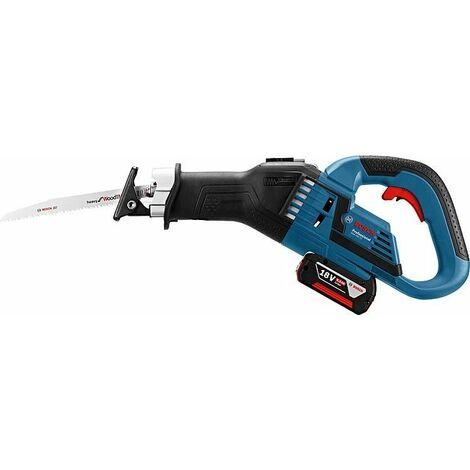 Scie sabre sans fil Bosch GSA 18V-32 avec 2 x 5,0Ah batterie + chargeur