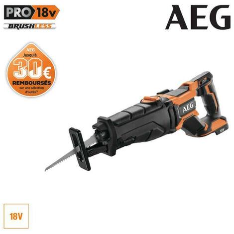 Scie sabre brushless AEG 18 V sans batterie ni chargeur BUS18BL-0