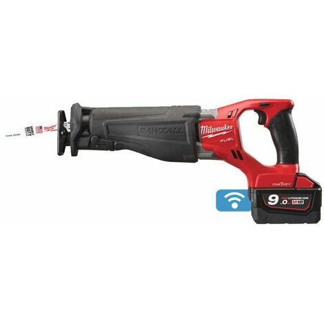 SCIE SABRE FUEL 18V, 5AH , BLUETOOTH MILWAUKEE M18 ONESX-902X - 4933459220 - -
