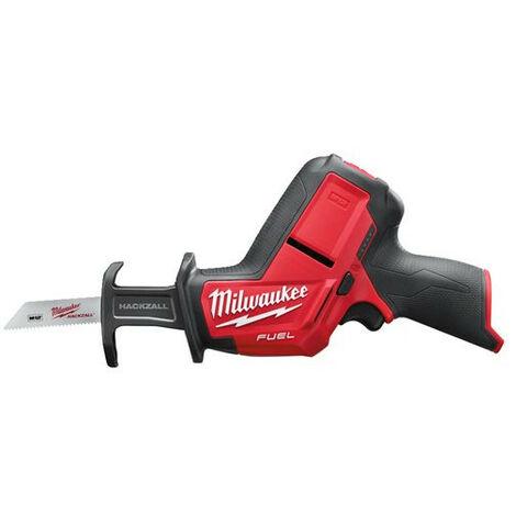 Scie sabre MILWAUKEE M12 CHZ-0 - Sans batterie, ni chargeur - 4933446960