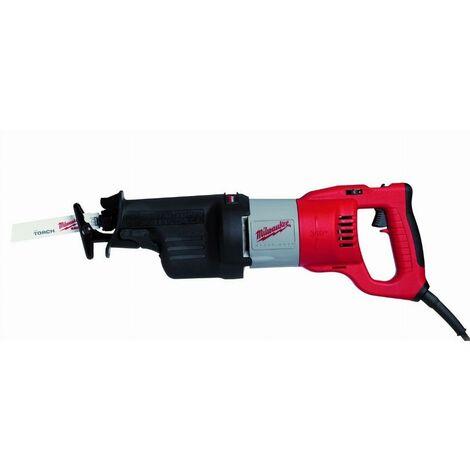 Scie sabre MILWAUKEE SSPE 1300RX 1300W - En coffret avec 1 lame - 4933440590