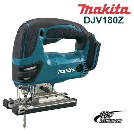 Scie sauteuse 18V Li-Ion DJV180Z Makita (machine seule)
