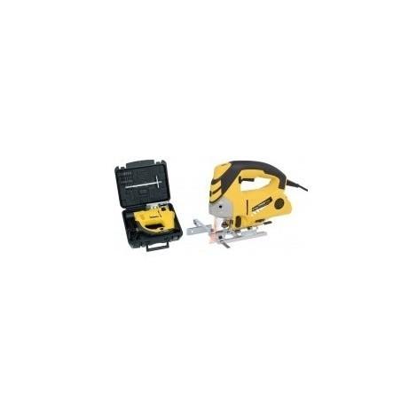 Scie sauteuse - 810w boîte - réf :powx0560 scie sauteuse puissance:810w poids:3,70 kg