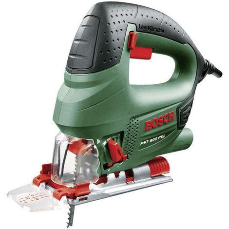 Scie sauteuse pendulaire Bosch Home and Garden PST 800 PEL 06033A0100 + mallette 530 W 1 pc(s) C51707