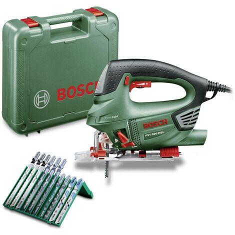 Scie sauteuse pendulaire Bosch Home and Garden PST 900 PEL 06033A0201 + mallette 620 W 1 pc(s)
