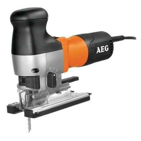 Scie sauteuse pendulaire électrique AEG 730W 135mm STEP 1200 XE
