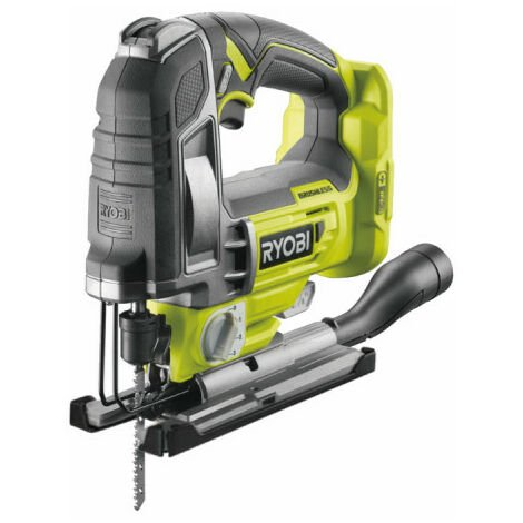 Scie sauteuse pendulaire RYOBI 18V OnePlus Brushless - 135 mm - Sans batterie ni chargeur - R18JS7-0