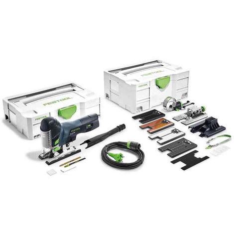 Scie sauteuse PS 420 EBQ-Set CARVEX | 576620 - Festool