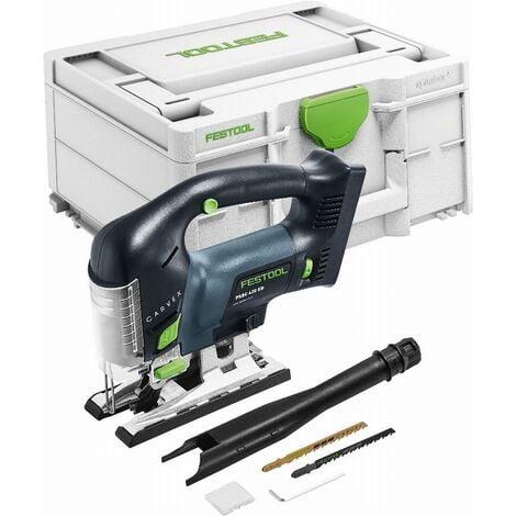 Scie sauteuse sans fil FESTOOL CARVEX PSBC 420 EB-Basic - Sans batterie, ni chargeur - 576530