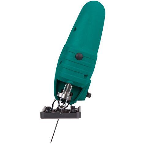 Scie sauteuse sans fil VPower 20V (sans batterie) – Lames de scie, guide parallèle et sac de rangement inclus