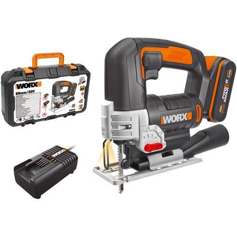 Scie sauteuse Worx WX543 20V