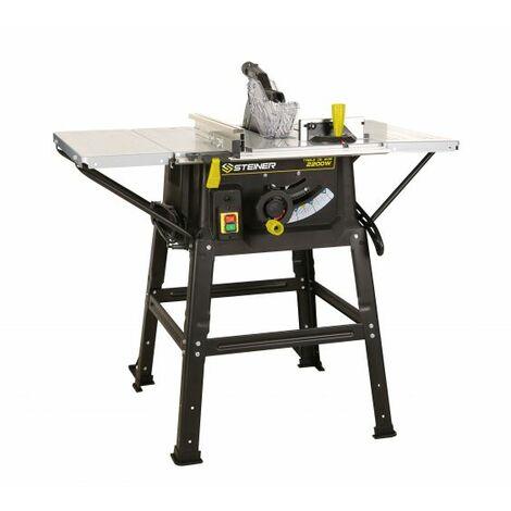 Scie Sur Table 2200W 255mm STEINER
