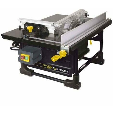 Scie sur table 800W 200mm STEINER