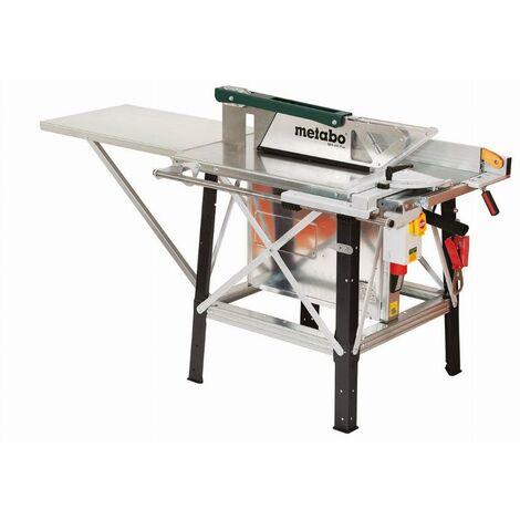 Scie sur table BKH 450 Plus METABO - 0104705000