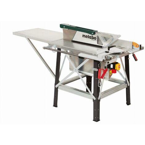 Scie sur table BKS 400 Plus METABO - 0104004000