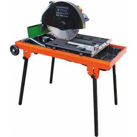 Scie sur table - Dallage DTS 400 Pro Plus 22kW / 230V