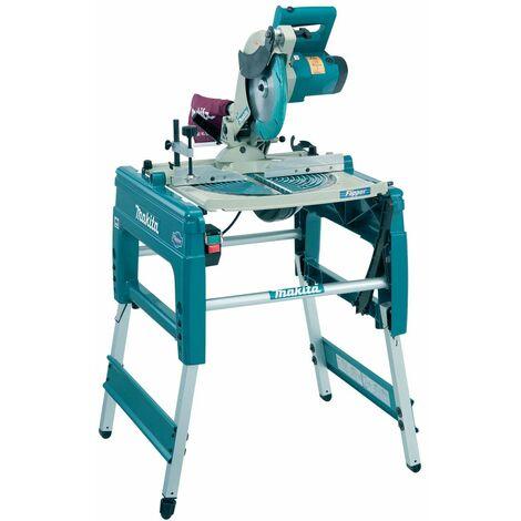 Scie sur table et coupe d'onglets MAKITA 1650W Ø260MM - LF1000