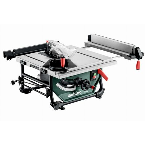 Scie sur table filaire TS 254 M METABO - 610254000