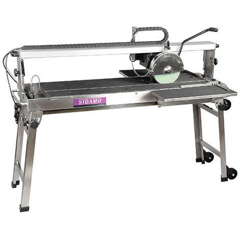 Scie sur table PRECICUT 250 INOX D. 230-250 x 25,4 mm - 230 V 1 500 W - -
