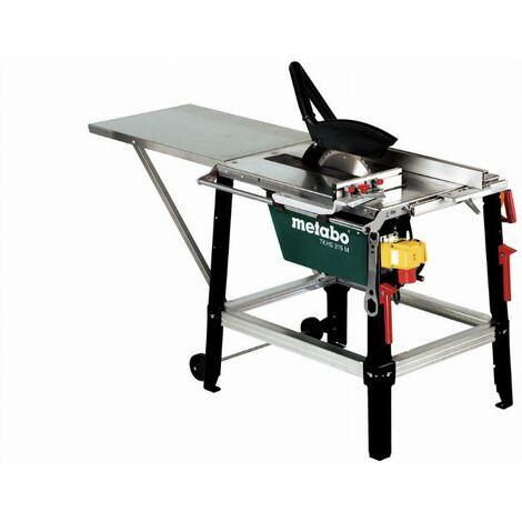 Scie sur table TKHS 315M METABO - 0103153300