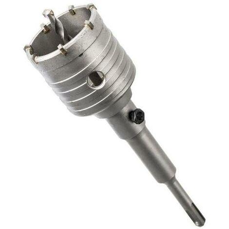 Scie trépan béton diamètre 30 mm pour perforateur sds plus