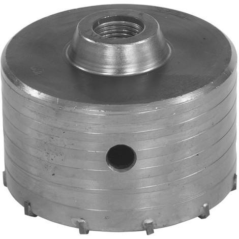 Scie trépan carbure de tungstène 30mm Taille 100 mm