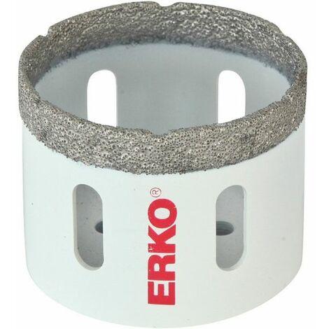Scie trépan diamant Dry System ERKO