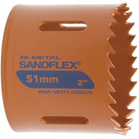 Scie trépan Sandflex® bilame