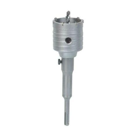 Scie trepan - scie cloche 48 mm pour pierre beton - carbure de tungstène