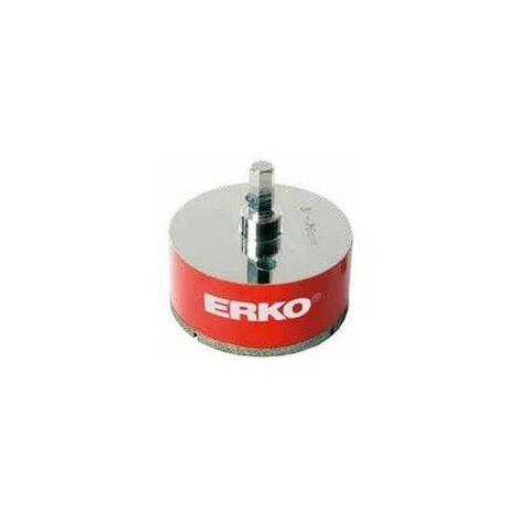 Scies trépans Diamant à eau ERKO 60mm - KOPRAM