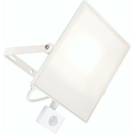 Scimitar PIR outdoor wall light Aluminum alloy