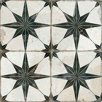 Scintilla Black Tiles - 450x450x11.5mm