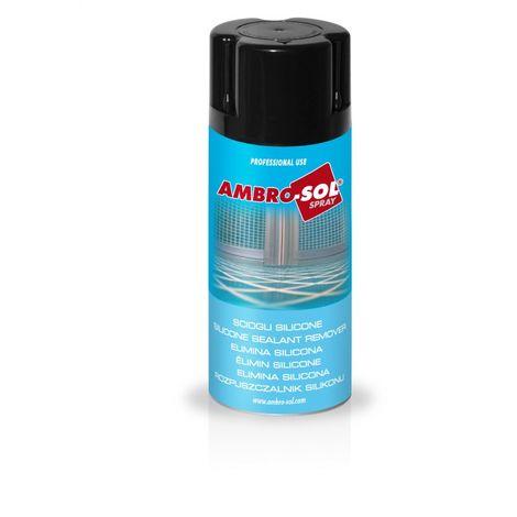 Sciogli silicone professionale spray 400ml