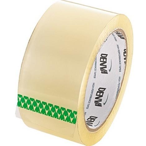 Scotch d'emballage, colle acrylate, Épais. : de bande : 0,05 mm, Couleur : incolore, Dimensions 66 m x 50 mm