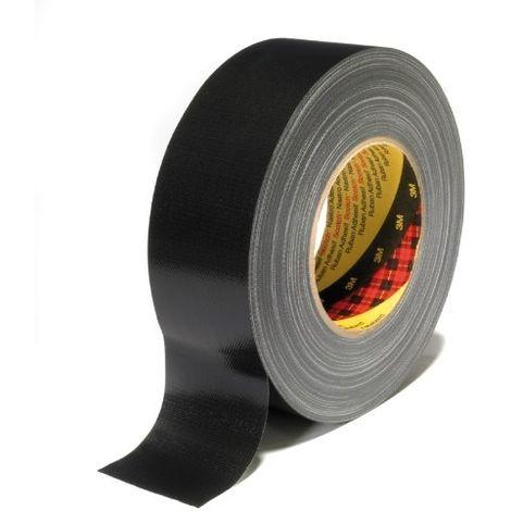 SCOTCH FABRIC TAPE 25 MM X 50 M 1 ROLL BLACK