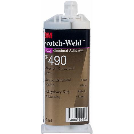 Scotch-Weld™ Epoxy Adhesive 490 Black 400 ml