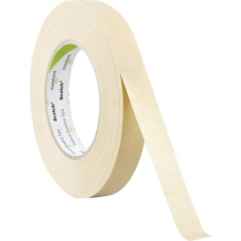 Scotch® Crepe Masking Tape 202 Beige
