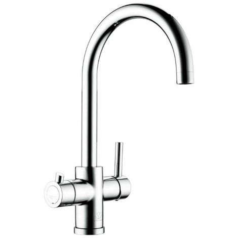 Scott & James - Instant Boiling Hot Water Tap - Chrome