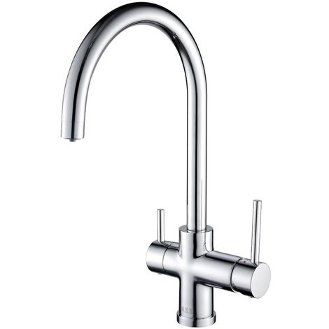 Scott & James - Side Lever Filter mixer tap in Chrome