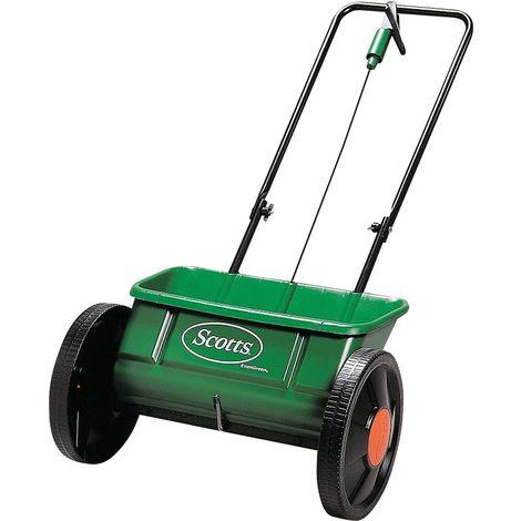 Scotts EvenGreen Drop Lawn Garden Spreader