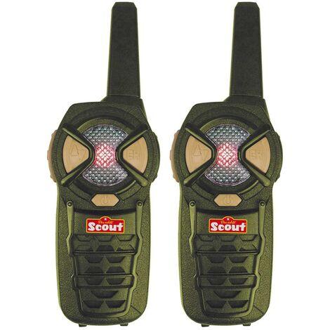 Scout Play Walkie Talkie 446 MHz - Green